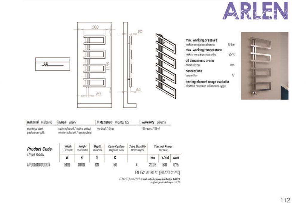 ARLEN-TECHNICAL