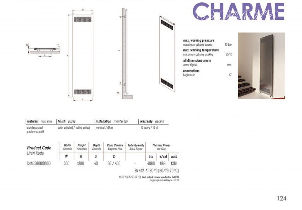 CHARME-TECHNICAL